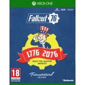 Fallout 76 Tricentennial Edition Exclu Mm