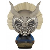 Figurine Dorbz N°425 - Black Panther - Killmonger Masque