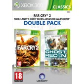 Compil Far Cry 2 + Tom Clancy's Ghost Recon : Advanced Warfighter