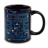 Mug thermo-réactif - Pac-Man - Labyrinthe