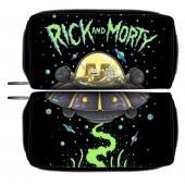 Portefeuille - Rick et Morty dans l'espace