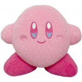 Peluche - Kirby - 25ème Anniversaire 20 Cm (exclu Micro)
