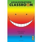 Manga - Assassination Classroom - Tome 10