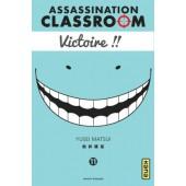 Manga - Assassination Classroom - Tome 11