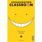 Manga - Assassination Classroom - Tome 1
