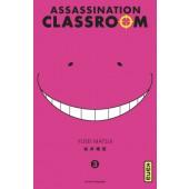 Manga - Assassination Classroom - Tome 3
