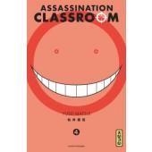 Manga - Assassination Classroom - Tome 4