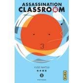 Manga - Assassination Classroom - Tome 8
