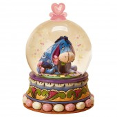 Boule à neige - Winnie L'ourson - Disney Traditions Bourriquet