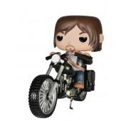 Figurine Toy Pop N°08 - Daryl Dickson sur la Chopper