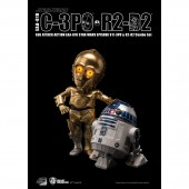 Egg Attack - Star Wars - Episode V - EA-008 R2-D2 & C-3PO