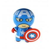 Enceinte Bluetooth - Marvel - Captain America 9cm