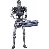 Figurine Hot Toys - Terminator Genisys - Movie Masterpiece 1/6 Endoskeleton 33 cm