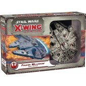 Star Wars X-Wing - Faucon Millenium