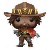 Figurine Toy Pop N°182 - Overwatch - MC Cree