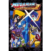 Dlc Megaman Legacy Collection 2 Jeu Complet Xbox One