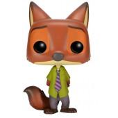 Figurine Toy Pop 186 - Zootopia - Nick Wilde
