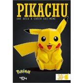 Livre - Pokémon - Pikachu à créer soi-même