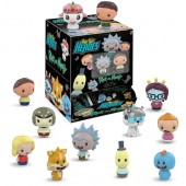 Figurine Mystère - Pint Size Heroes - Rick and Morty
