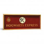 Décoration Murale - Harry Potter - Hogwarts Express 56 x 20 cm
