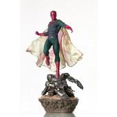 Statuette Iron Studios - Avengers L'ere D'ultron - 1/6 Vision 52 cm