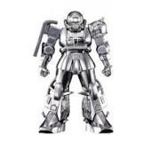 Figurine - Absolute Chogokin Zaku II High Mob Gm-07