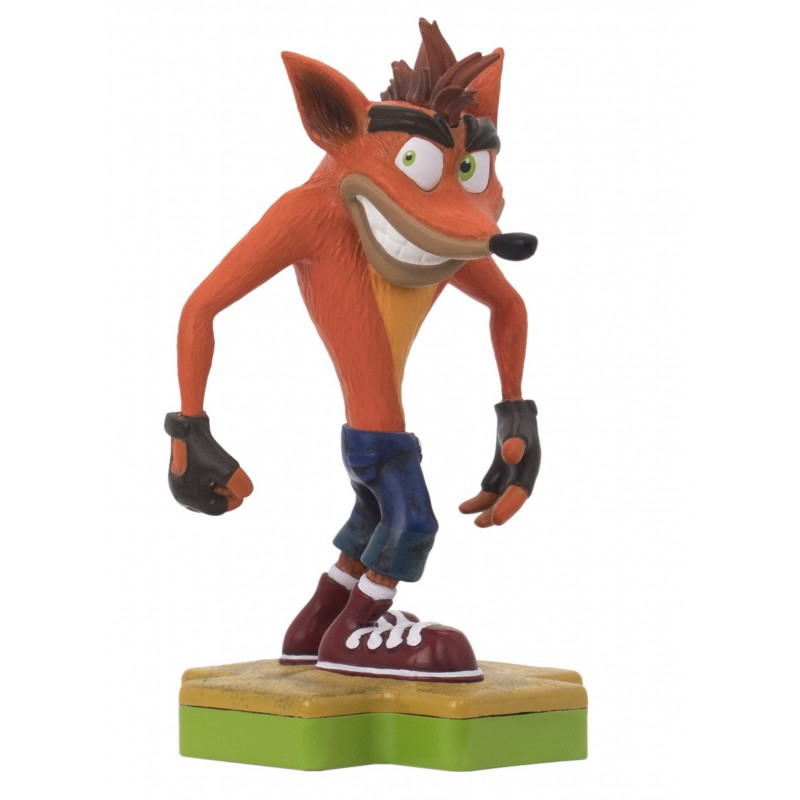 image du jeu Figurine Totaku N°03 - Crash Bandicoot - Crash - Exclusivité Micromania-Zing sur AUTRES