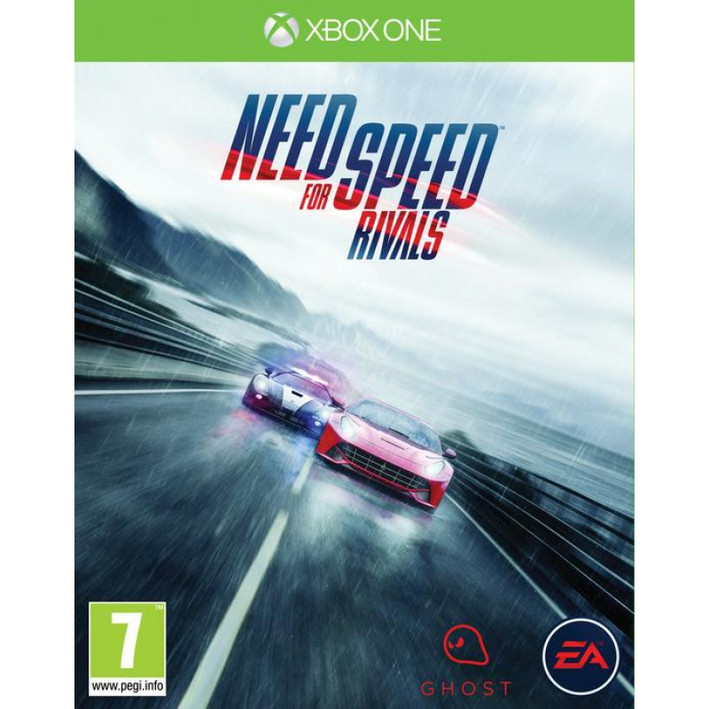 image du jeu Need For Speed : Rivals sur XBOX ONE