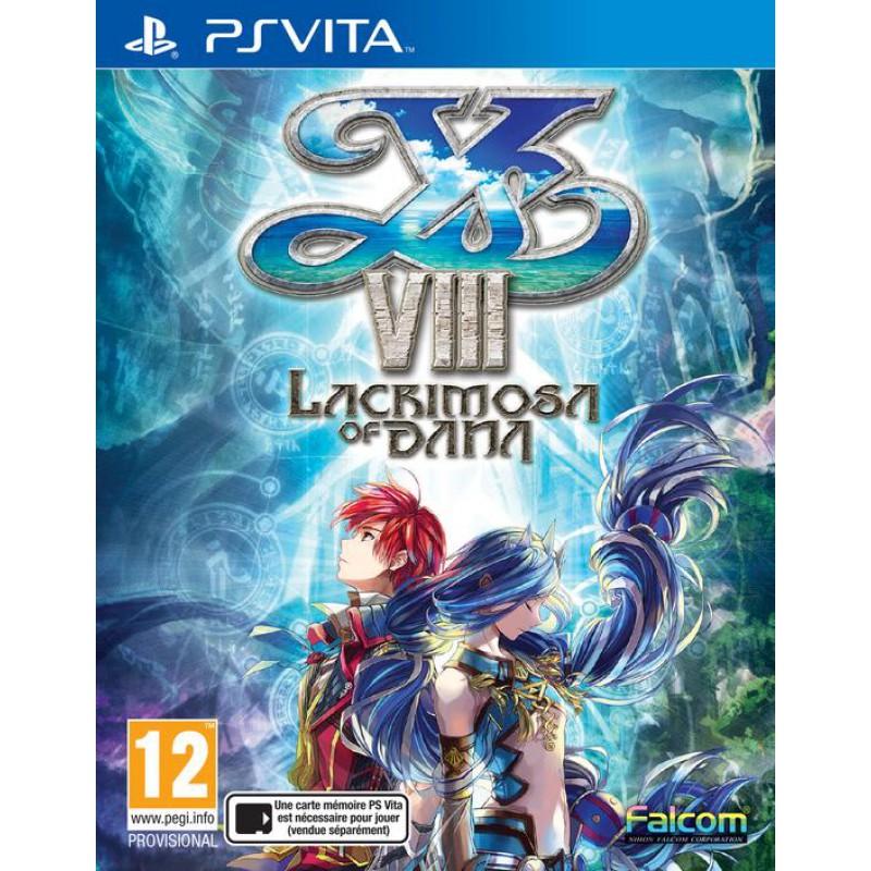 image du jeu Y's VIII : Lacrimosa of Dana - Exclusivité Micromania sur PS VITA