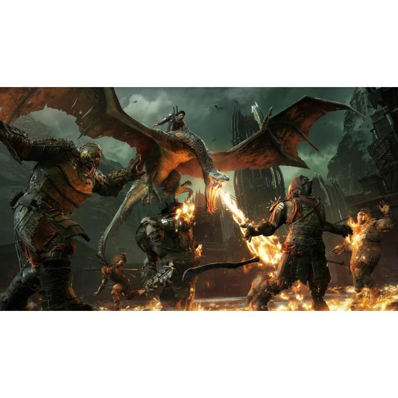 aa6465f97cf0 La Terre du Milieu   L Ombre de la Guerre sur PS4, tous les jeux ...