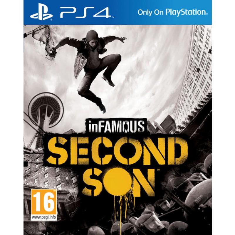 image du jeu Infamous : Second Son sur PS4