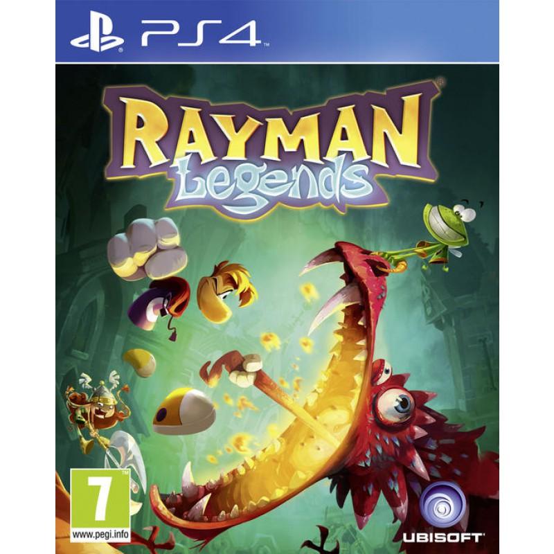 image du jeu Rayman Legends sur PS4