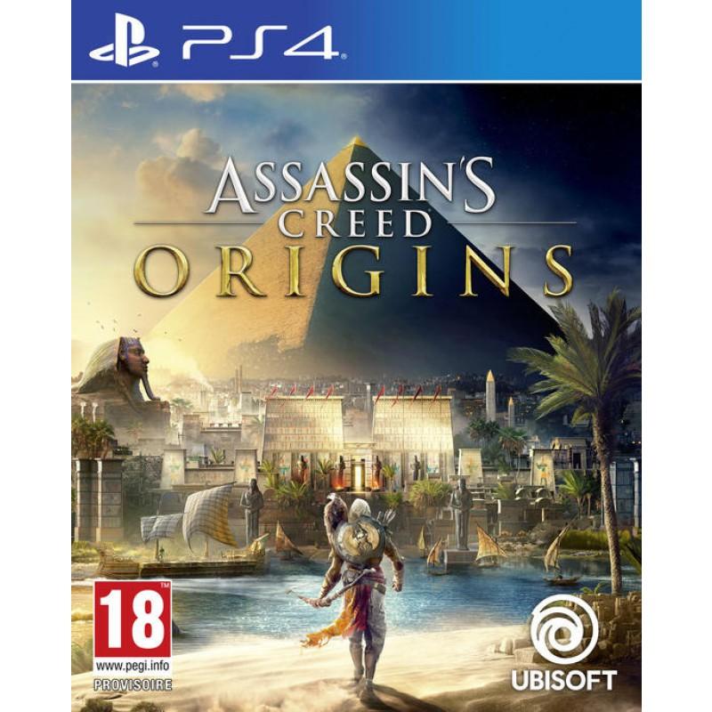 image du jeu Assassin's Creed Origins sur PS4