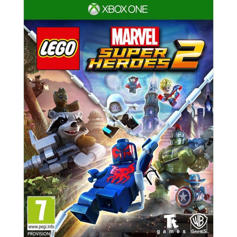 image du jeu Lego Marvel Super Heroes 2 sur XBOX ONE