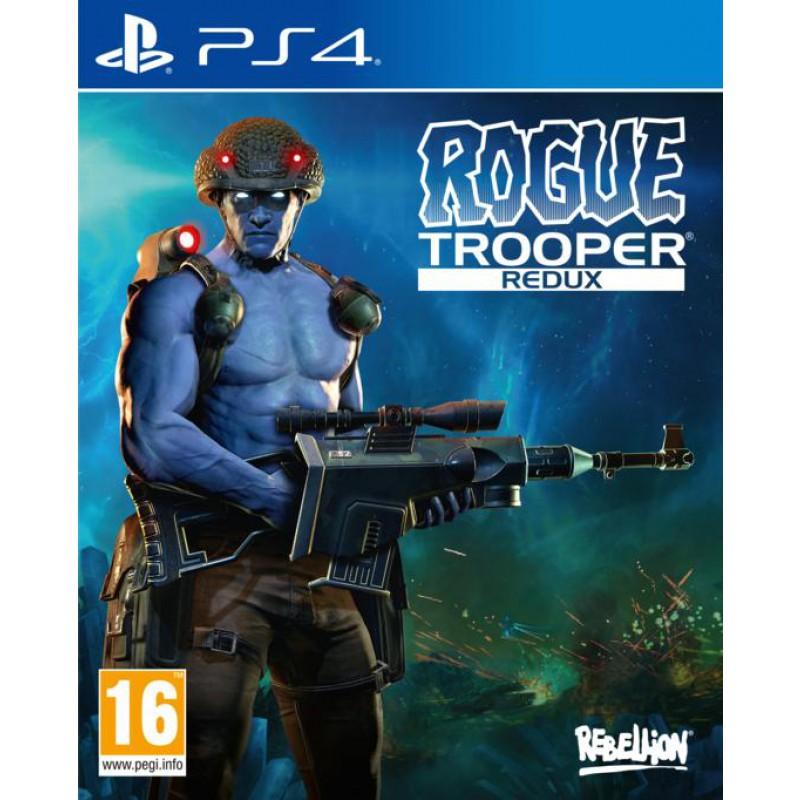 image du jeu Rogue Trooper Redux sur PS4