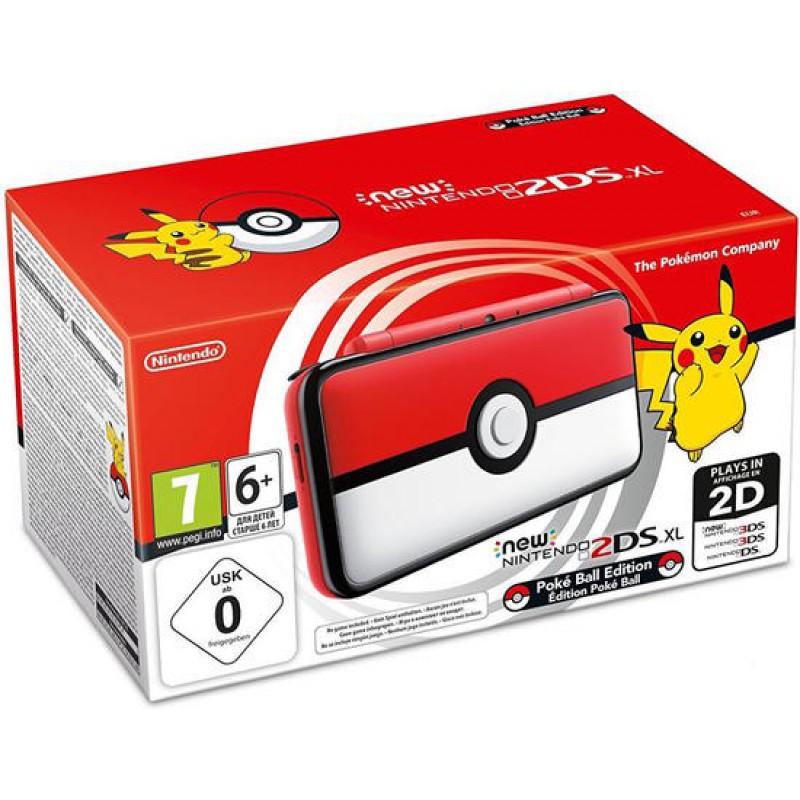 image du jeu Nintendo New 2ds Xl Poké Ball Edition sur 3DS