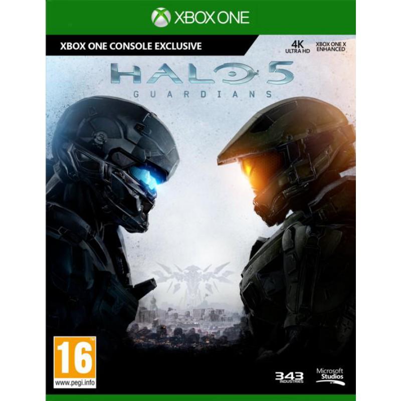image du jeu Halo 5 : Guardians sur XBOX ONE