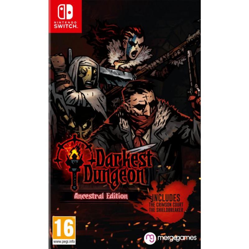 image du jeu Darkest Dungeon Crimson Edition sur SWITCH