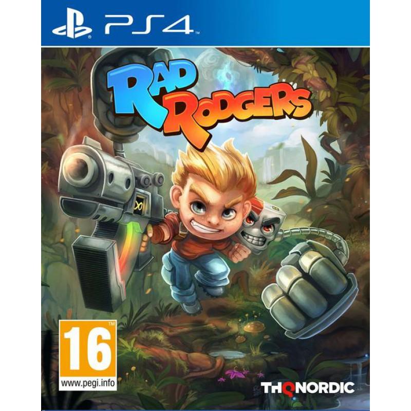 image du jeu Rad Rodgers sur PS4