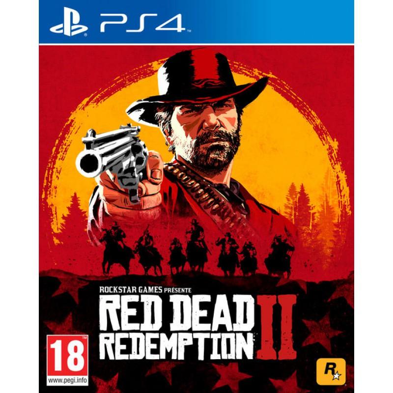 image du jeu Red Dead Redemption 2 sur PS4