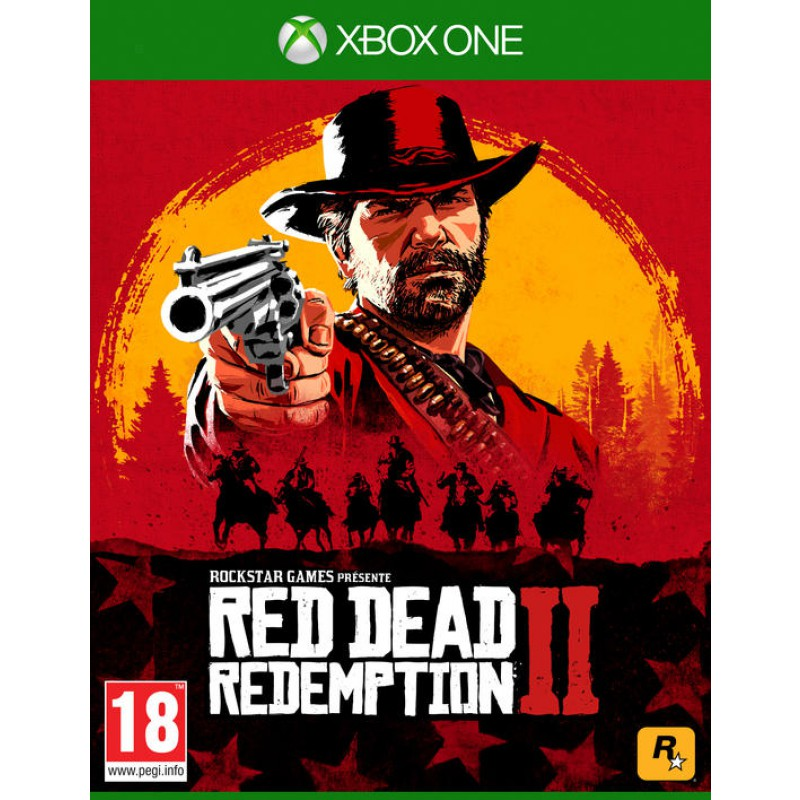 image du jeu Red Dead Redemption 2 sur XBOX ONE
