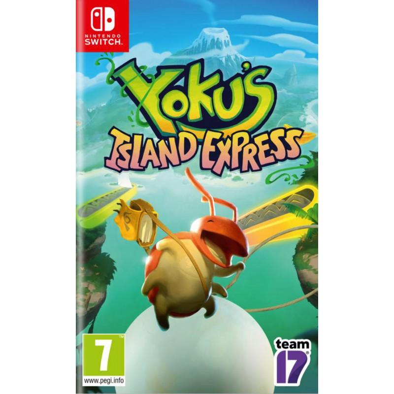 image du jeu Yoku's Island Express sur SWITCH