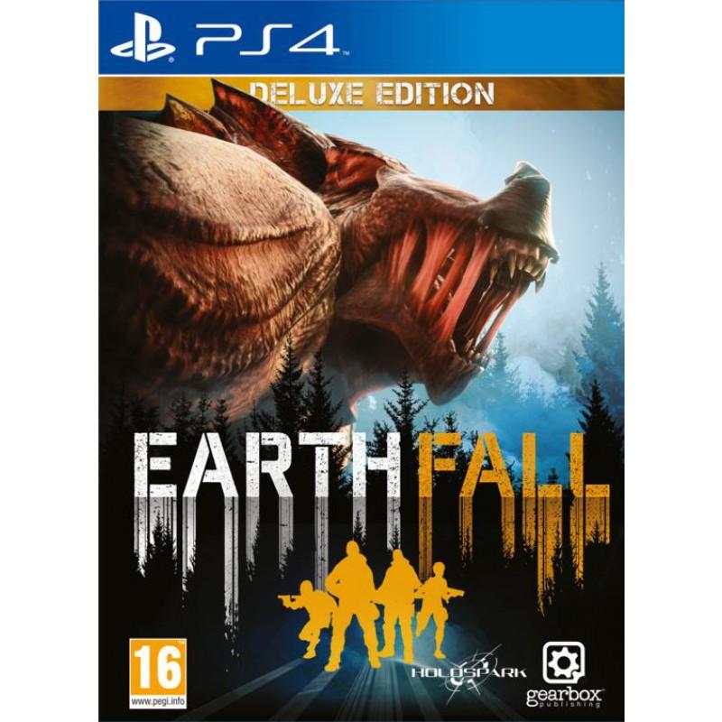 image du jeu Earthfall Deluxe Edition sur PS4