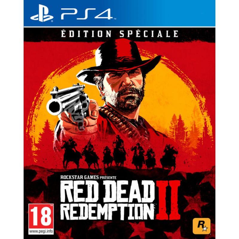 image du jeu Red Dead Redemption 2 Edition Spéciale sur PS4
