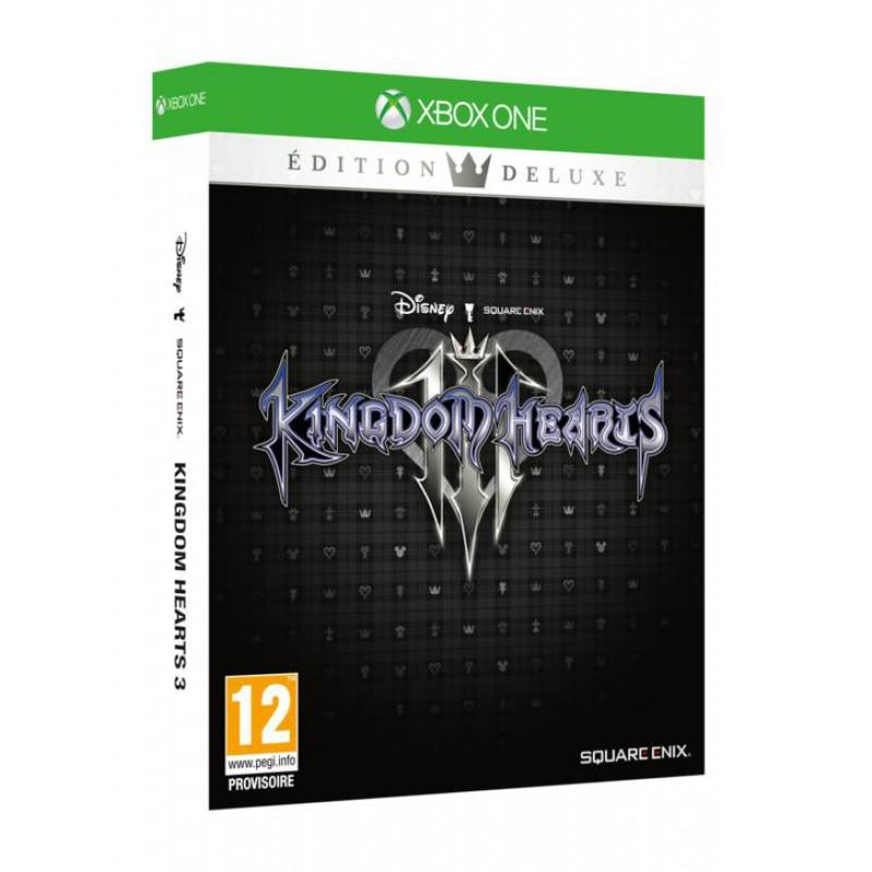 image du jeu Kingdom Hearts 3 Deluxe Edition sur XBOX ONE