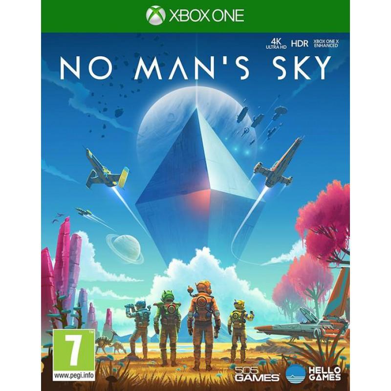 image du jeu No Man's Sky sur XBOX ONE