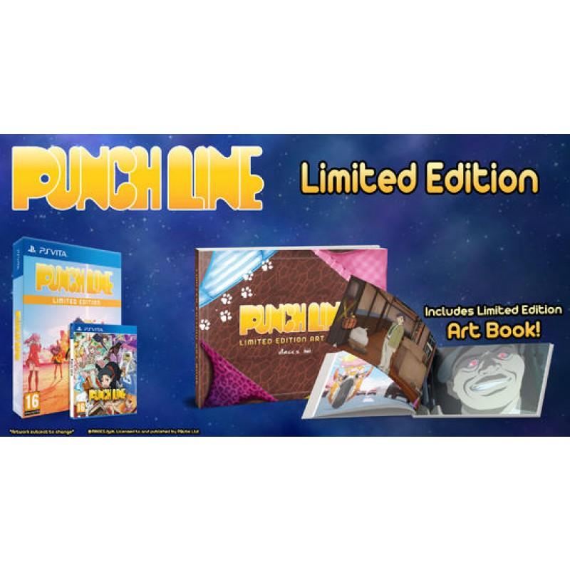 image du jeu Punchline sur PS VITA