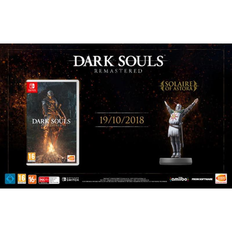 image du jeu Figurine Amiibo Dark Souls Remastered sur AUTRES