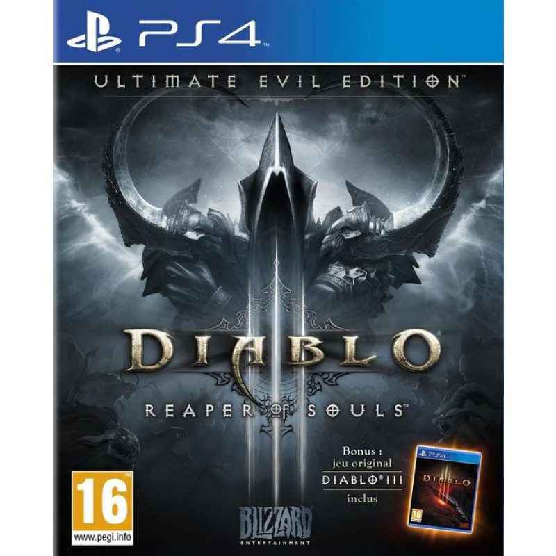 image du jeu Diablo III : Reaper Of Souls Ultimate Evil Edition sur PS4