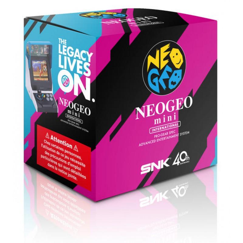 image du jeu NEOGEO Mini HD sur RETRO-GAMING